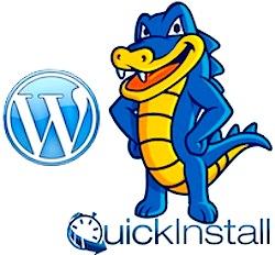 Hostgator 1 Click WordPress